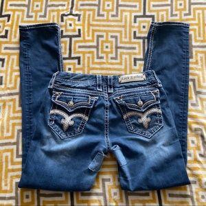 Rock Revival Saralyn Skinny Jeans 28